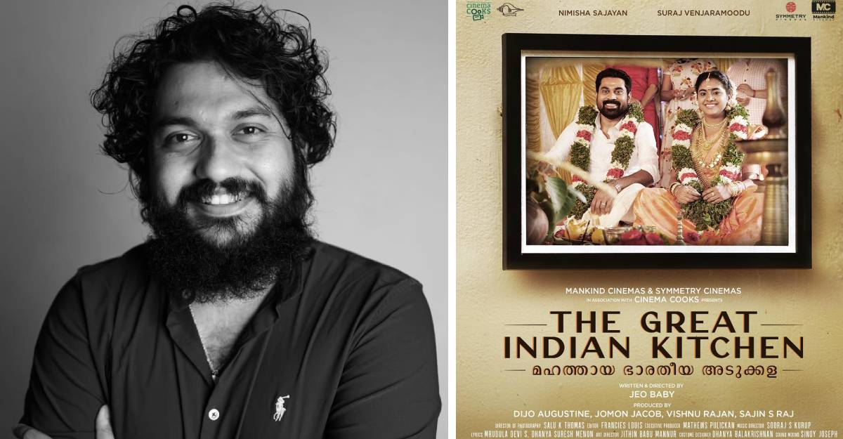 Simple and powerful: Poster designer Linku on working for The Great Indian Kitchen