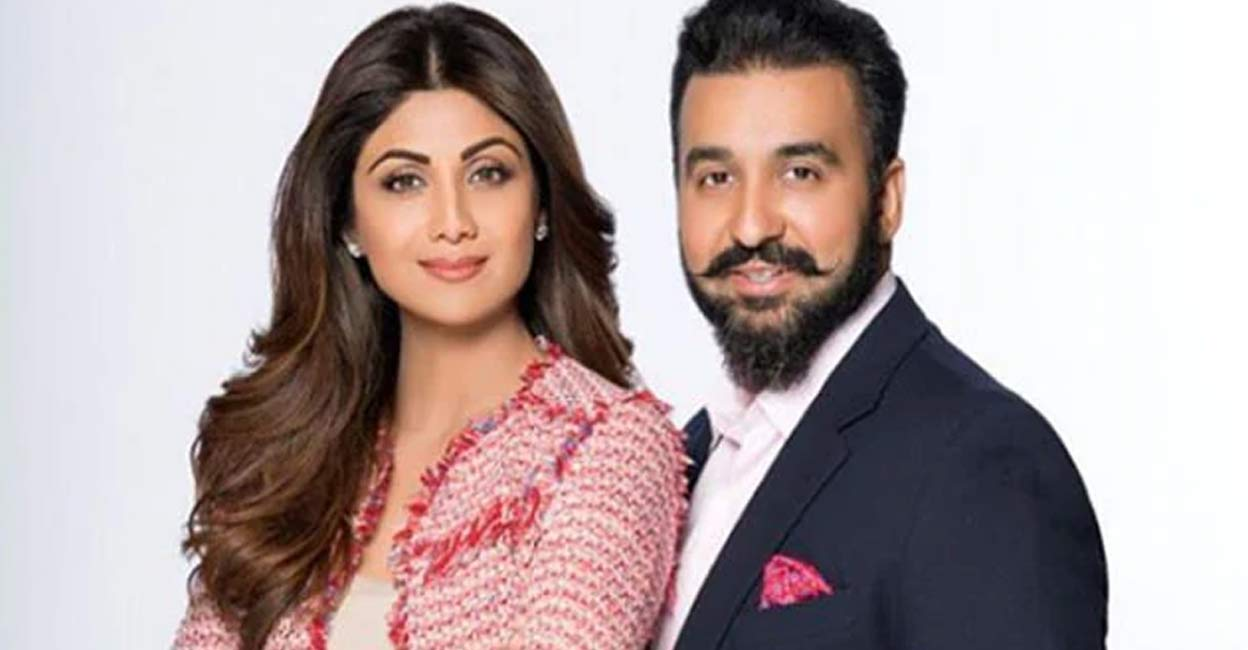 Actress Shilpa Shetty's husband Raj Kundra arrested in porn film case