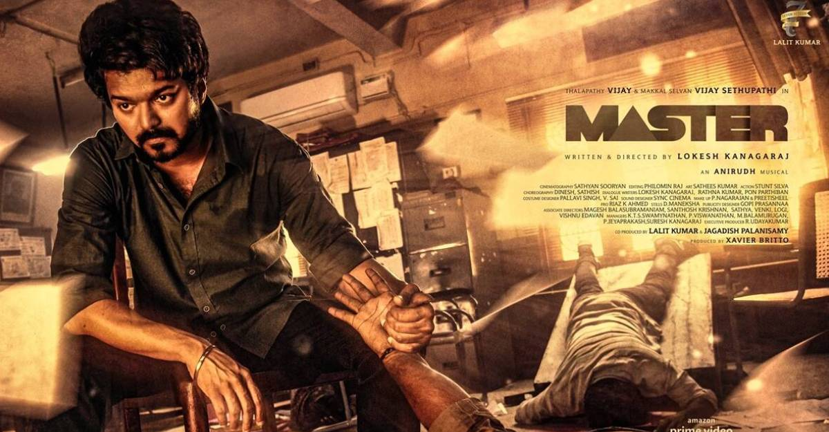 Master review: Vijay starrer is complete entertainer