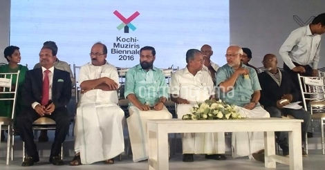 CM inaugurates Kochi Biennale, says lack of permanent venue a challenge