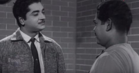 Brief journey through aesthetics of vintage crime thrillers in Nazir era