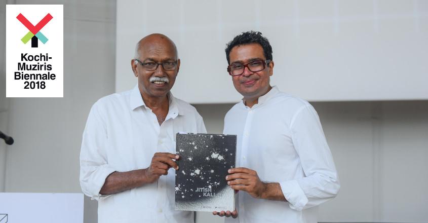 Monograph on artist Jitish Kallat throws light on his inspirations