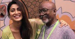Shriya Saran applauds Kochi Biennale for its global reach
