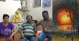 How goes life for Edmund Clint's parents in Kochi Biennale times?
