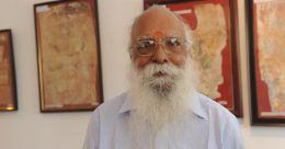 Warrier: Innovative warrior in Kerala murals' critical juncture