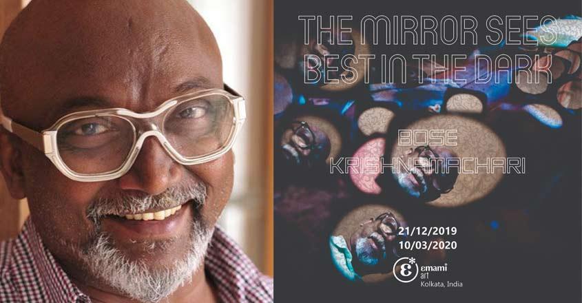 Artist Bose Krishnamachari back with solo show after nine years