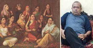 Raja Ravi Varma's legacy lingers in Kochi through original lithograph prints of his paintings