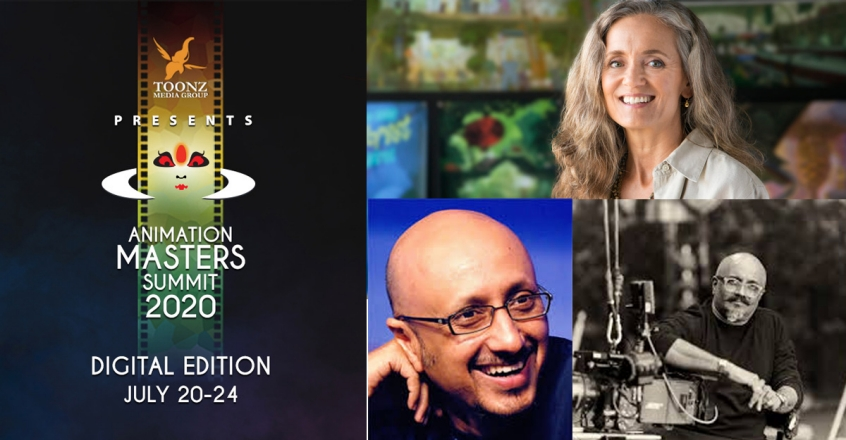 Animation Masters Summit 2020 to be held virtually from July 20-24