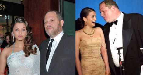 Aishwarya Rai's manager claims Harvey Weinstein 'tried hard to get actress alone'