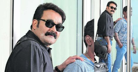 Mohanlal regains his 'youth' for Odiyan, unveils new look