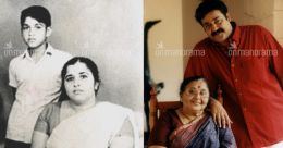 Mohanlal: Missing my mother on birthday