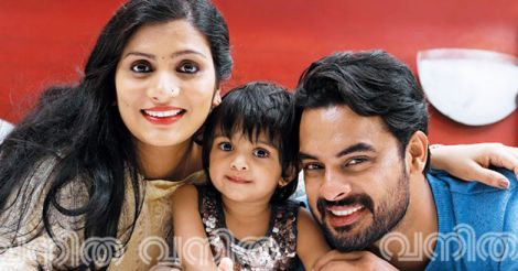 Tovino and family's video will put a smile on your face
