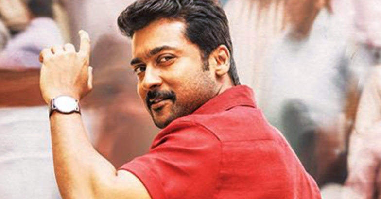 Suriya's short height ridiculed, actor's reaction to trolls of fans is epic