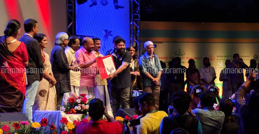 Ee Ma Yau wins big at 23rd IFFK