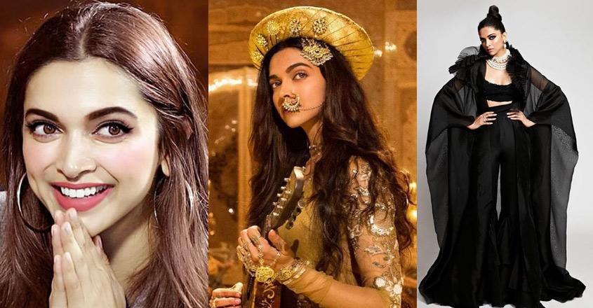 Deepika goes past SRK, heads IMDb's Bollywood top-10 list ...