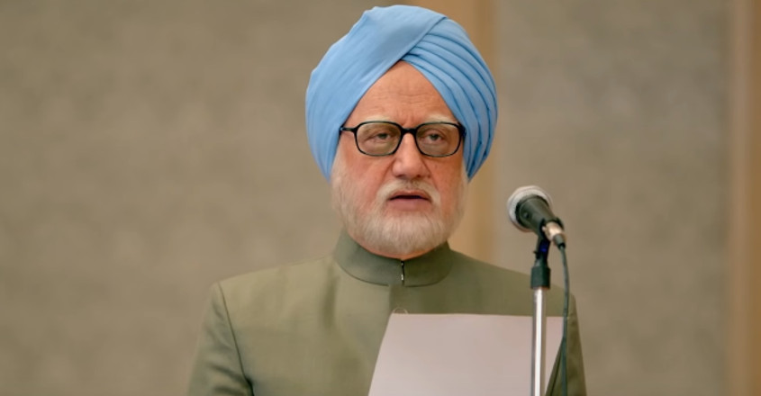 Didn't want to be part of 'The Accidental Prime Minister,' says Anupam Kher