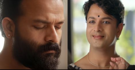 Actor Jayasurya sizzles in makeover as Marykutty