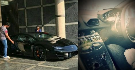 Prithviraj pays Rs 7 lakh for this number to tag his new Lamborghini