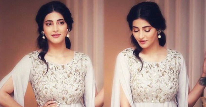 I feel like an outsider in film industry: Shruti Haasan