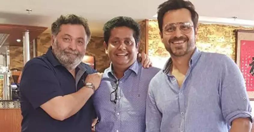 Jeethu Joseph was keen to work with me: Rishi Kapoor