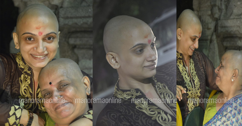 Actor Krishna Prabha flaunts a tonsure, here's her story behind this