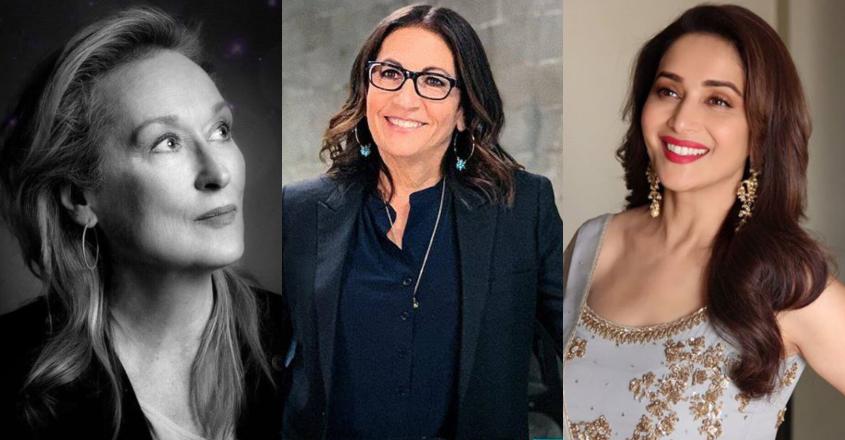 Bobbi Brown chooses Meryl Streep or Madhuri Dixit for biopic
