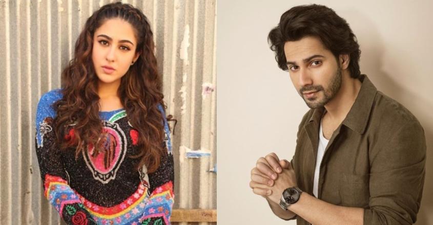 Varun, Sara to star in remake of 'Coolie No. 1'