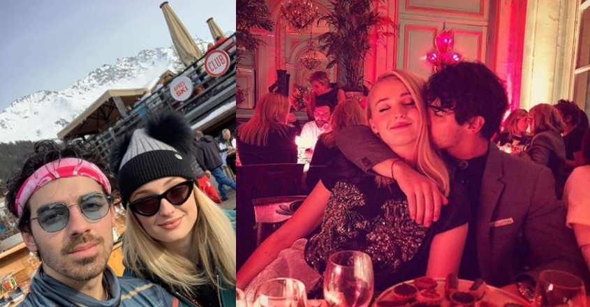 Joe Jonas, Sophie Turner are now man and  wife
