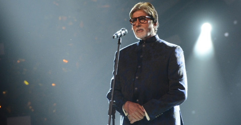 Dadasaheb Phalke Award for Amitabh Bachchan