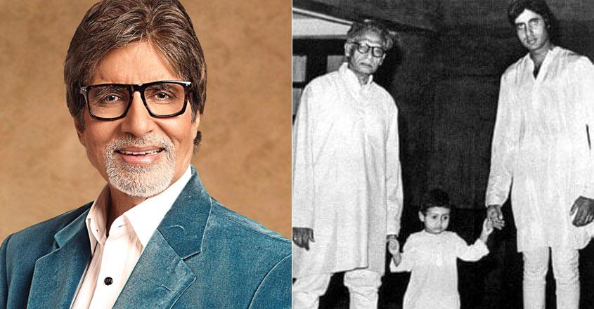 amitabh-bachchan-with-father-son