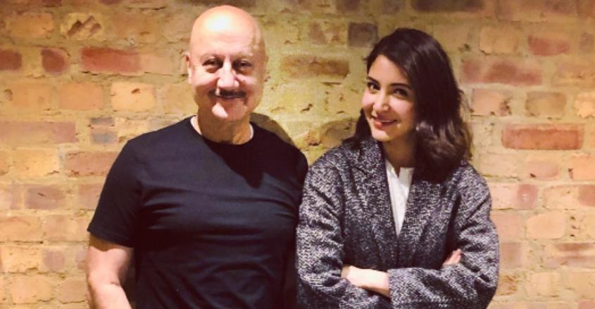 Why Anupam Kher admires Anushka Sharma