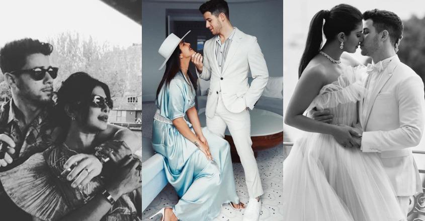 Priyanka, Nick romance in 'city of love'