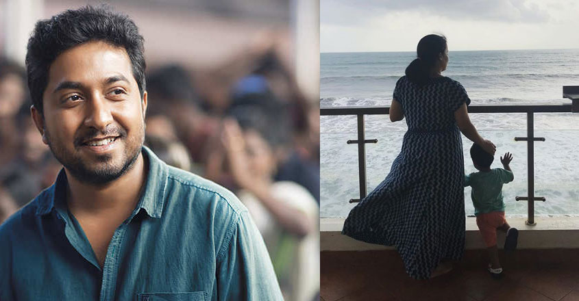 Vineeth Sreenivasan to be dad for a second time!
