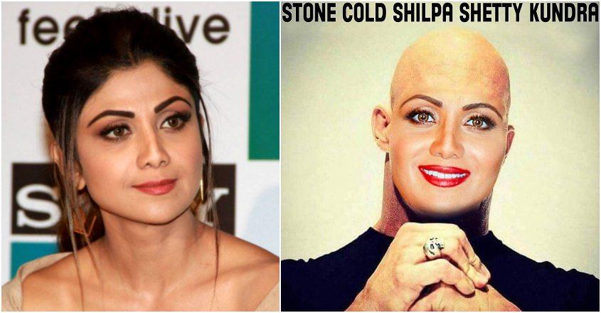 When Shilpa Shetty turned Stone Cold