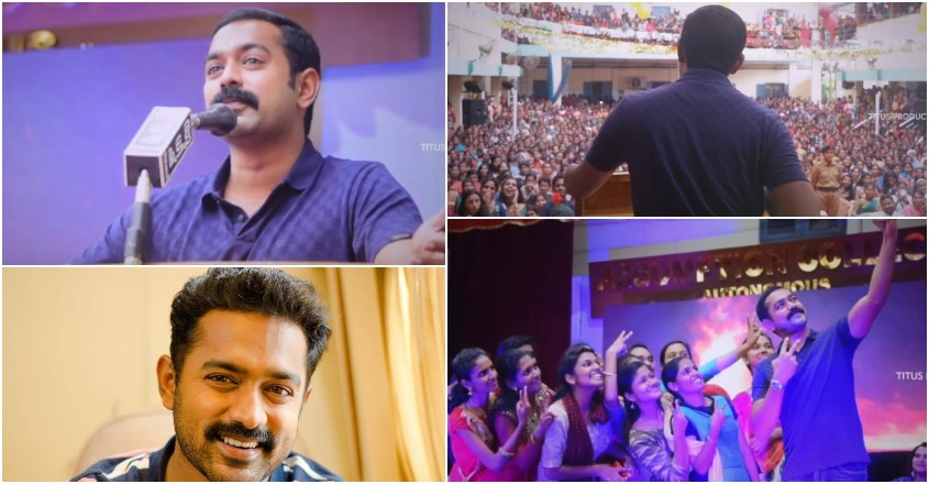 Asif Ali wins hearts at a college, lauds this star as epitome of female success!