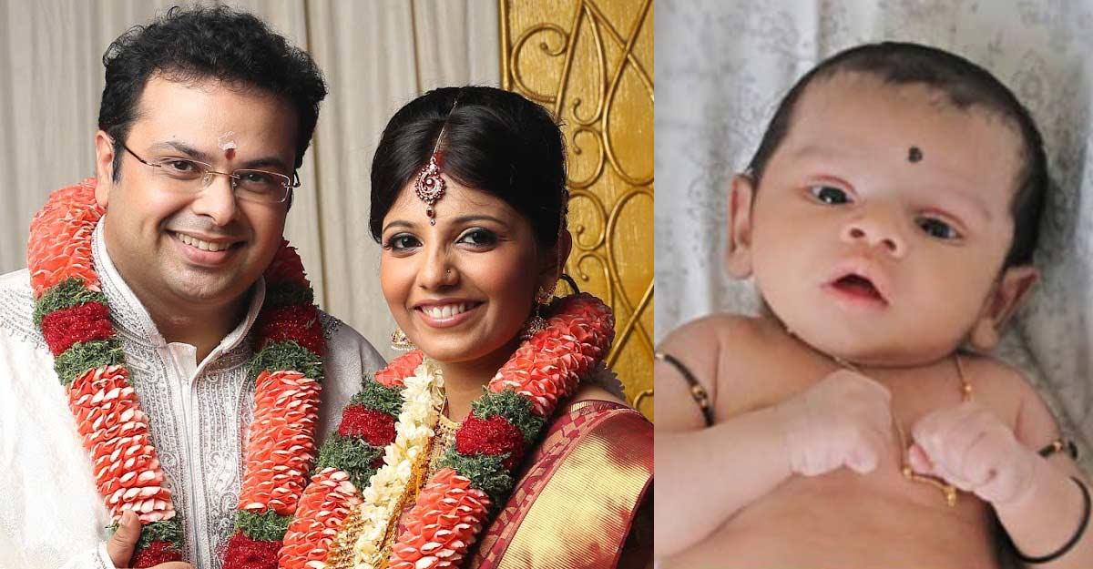 kavya-ex-husband-nishal-baby