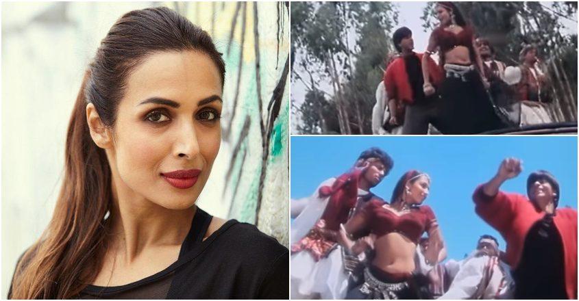 Malaika reveals she was injured during 'Chaiyya chaiyya' shoot