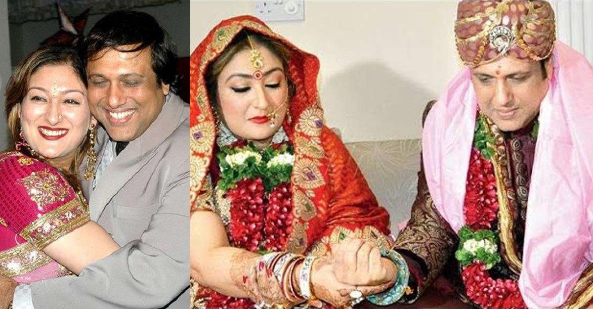 Govinda wife sunita ahuja