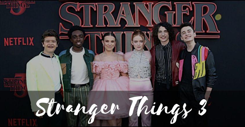 'Stranger Things 3' finale greatest episode we've ever shot: David Harbour