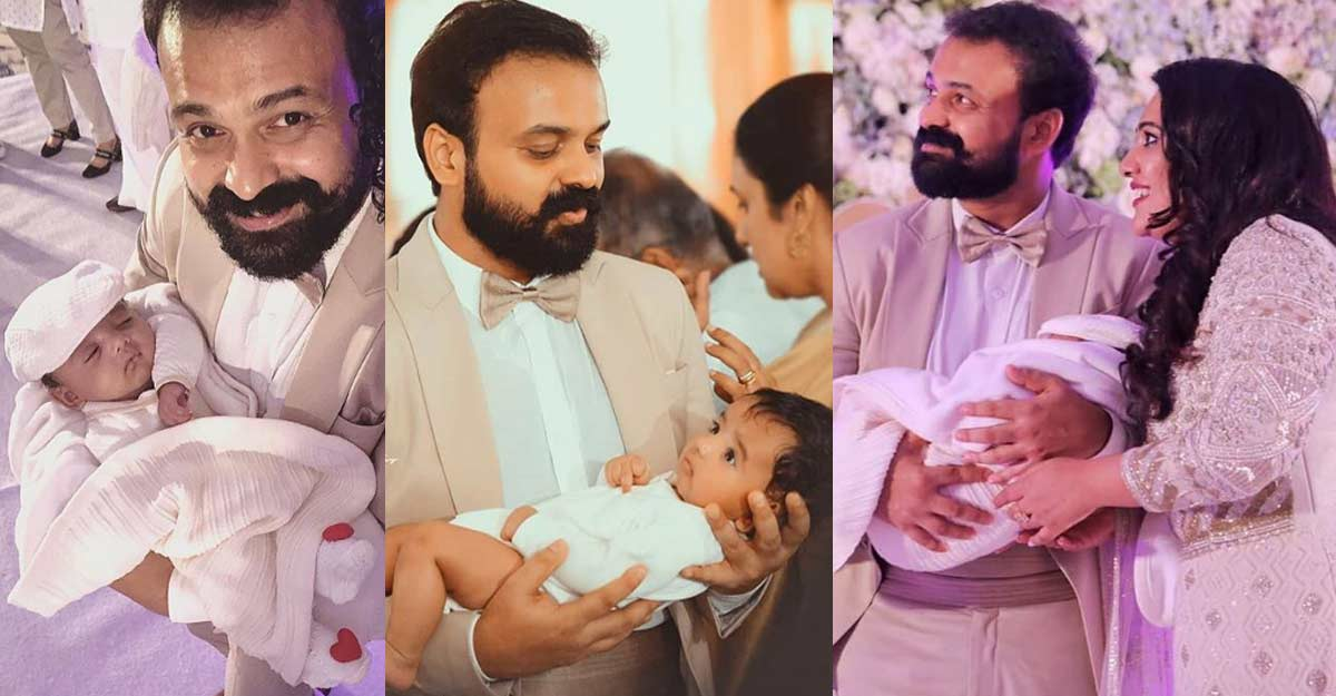 Kunchacko opens up on life changes with the arrival of first child