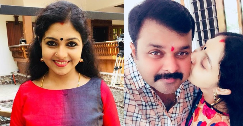 Guess what is Ambili Devi's special gift to hubby Aadithyan!