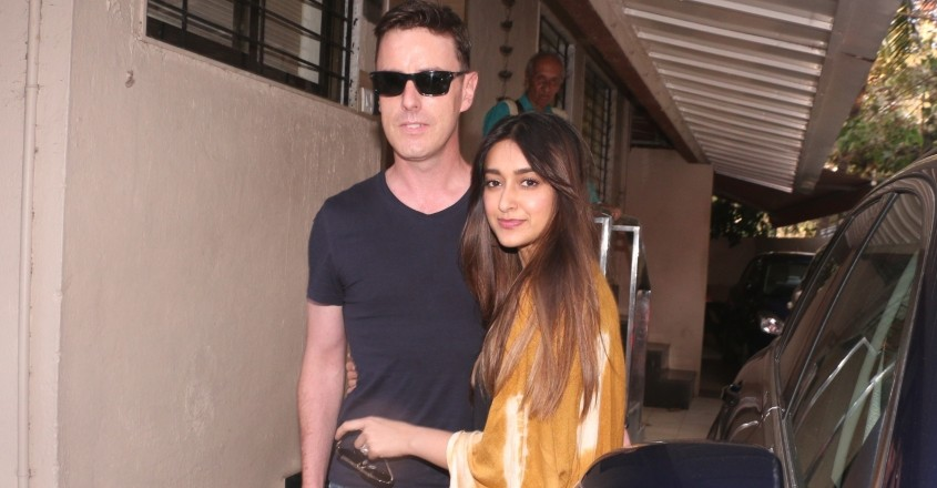 Ileana D'Cruz and Andrew Kneebone