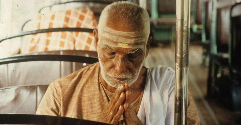 Shaji N Karun's film Piravi