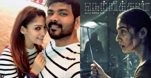 Vignesh to Nayanthara on Netrikann: Thank you 'Thangamey' for being my everything