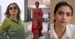 'Miss India' trailer: Keerthy Suresh plays a determined businesswoman