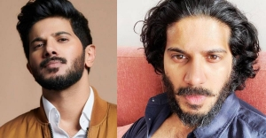 Dulquer Salmaan flaunts his bearded look