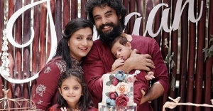Tovino Thomas shares 'family' picture to celebrate 6 years of married life