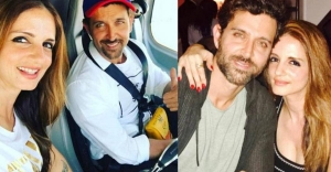 Hrithik, ex-wife Sussanne's Instagram conversation proves how the duo share a special bond