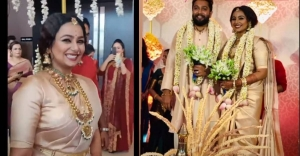 Mrudula Murali gets married to Nitin