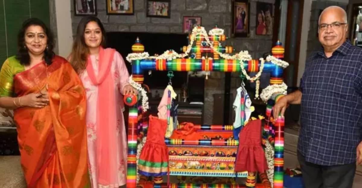 meghana-raj-son-cradle-ceremony-1